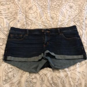 Abercrombie and Fitch Jean Shorts Size 29